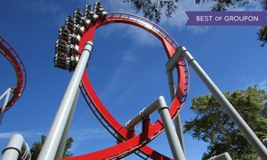 50% Off at California's Great America at California's Great America, plus 9.0% Cash Back from Ebates.