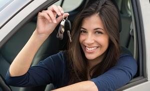 Curso para obtener el carné de conducir B con 6 u 8 prácticas desde 44,90 €