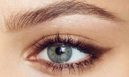 Maquillage semi permanent des sourcils poil à poil ou poudré à 149,90 € à linstitut Alex N Dermongles