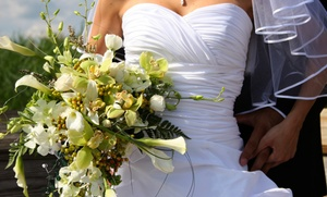 Best for Bride: Wedding Dress Alterations or Bridal Gown Dry Cleaning Services at Best for Bride (60% Off)