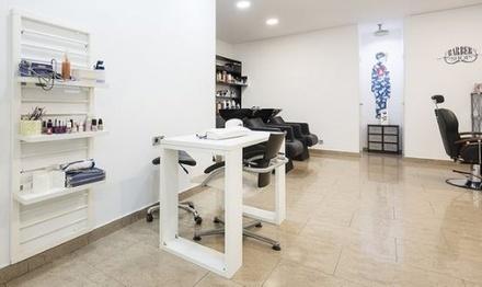 Manicura y/o pedicura con esmaltado y opción a depilación de cejas y labio desde 9,95 € en Susana Lominchar