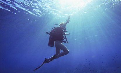 image for PADI Open Water Scuba Diving Referral Course for One or Two at Bolton Area Divers (Up to 60% Off)