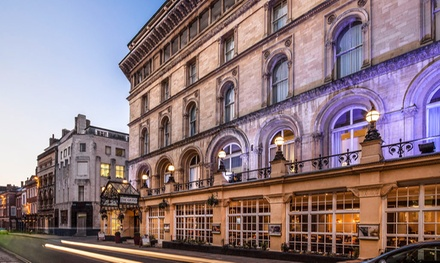 Full Day Spa Access and Afternoon Tea with Optional Bubbles for Two at Mercure Bristol Grand Hotel