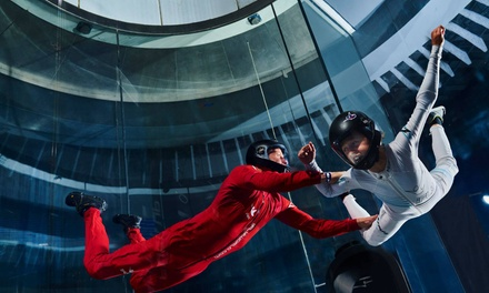 Two Flights for One Person at iFLY