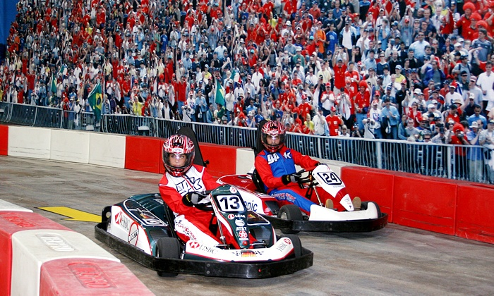 Grand Prix Kartways - Downsview Park: C$34.99 for One-Day Racing Pass for Six-Hour Race Session at Grand Prix Kartways (Up to C$67 Value)