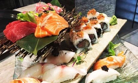 Menú japonés para 2 con aperitivo, entrante, principal, bebida y postre o café desde 24,95€ en Takumi Sakai