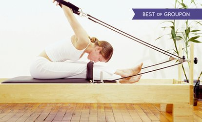 Five Classes of Reformer Pilates