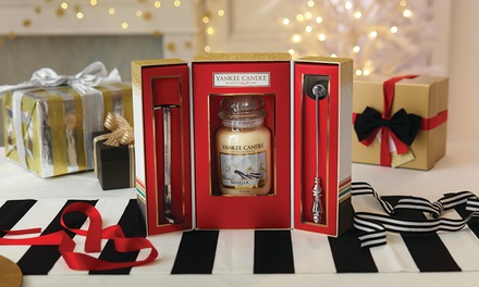 Yankee Candle 'Love Your Candle' Complete Gift Set 2016 Christmas Collection for £39.98 With Free Delivery