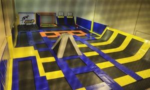Kangu Jump: 1 hora y media de saltos en camas elásticas para 1, 2 o 4 personas desde 7,95 € en Kangu Jump