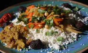 AMALFI: 5 gangen ontdekkingsmenu 100% Raw food Vegan voor 2 of 4 personen vanaf € 64.99 bij Restaurant Amalfi
