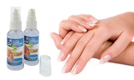 Pack de 3, 6 o 12 limpiadores desinfectantes de manos