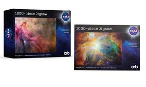 Puzzles 1000 pièces la Galaxie