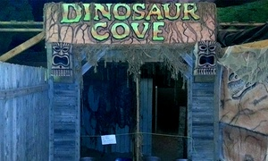 Treasure Hunters: Admission for 2, 4, or 10 to Dinosaur Cove Spooky Trail from Treasure Hunters (Up to 66% Off)