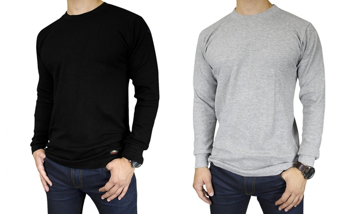 Men's Medium-Weight Thermals (2-Pack)