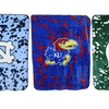 College Covers NCAA Soft Rachel Plush Throw Blanket or Twin Bedspread