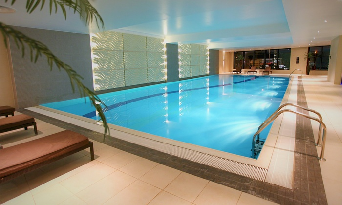Spa For Two Groupon