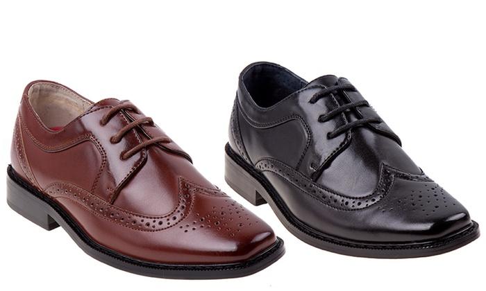 25ef5a7644ce Joseph Allen Boys  Dress Shoes