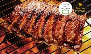 Detroit Steak House - Marista: Detroit Steakhouse – Marista: rodízio de costela e petisco + sobremesa para 2 pessoas