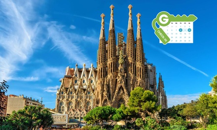 Barcelona: estancia en habitación doble o twin para dos personas con opción a desayuno en Hotel Soho Barcelona