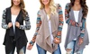 Groupon Goods Global GmbH: Cardigan da donna disponibile in varie taglie e colori