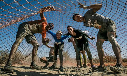 Tough Mudder – Up to 40% Off Obstacle Course Run