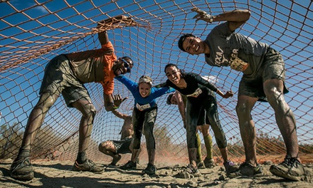 Tough Mudder Full Western New York and Tough Mudder Half Western New York Entry on August 4 or 5, 2018