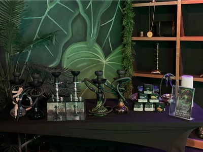 Mobile Hookahs from Diva's Puffs (Up to 50% Off). Two Options Available.