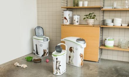 Contenitore alimenti per cani Curver: 10 kg