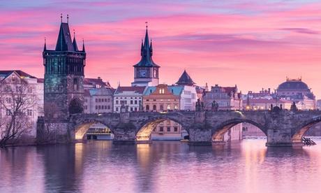?Praga e Budapest 4*: volo da Milano o Roma e fino a 6 notti con transfer in treno. Tasse incluse