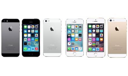 Apple iPhone 5s refurbished mit 16 GB, 32 GB oder 64 GB in Gold, Silber oder Spacegrau inkl. Versand