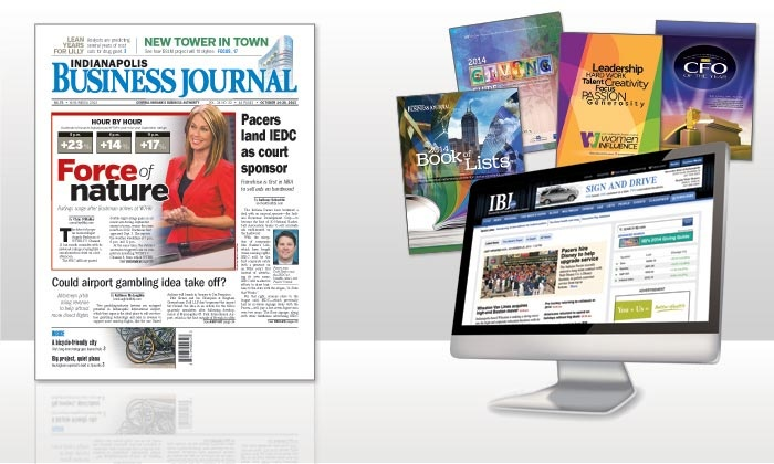 Indianapolis Business Journal: One-Year Print, Online, or Print and Online Subscription to Indianapolis Business Journal (Up to 57% Off)