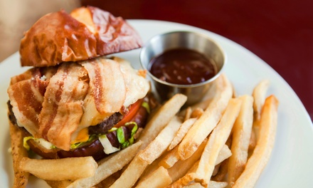 Pub Dinner with Draft Beer for Two or Four at Ireland's 32 (Up to 42% Off)