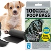 Pet Waste Bag Dispenser with Bags