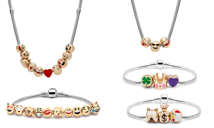 Emoji Jewelry Collection