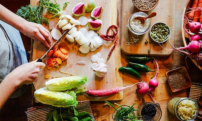 spazio solo salute milano | groupon - Corso Cucina Vegetariana