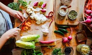 Spazio Solo Salute: Corso di cucina vegana di 3 ore in zona Porta Venezia