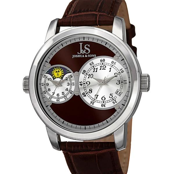 Joshua & Sons 2er Uhren Set | Groupon Goods