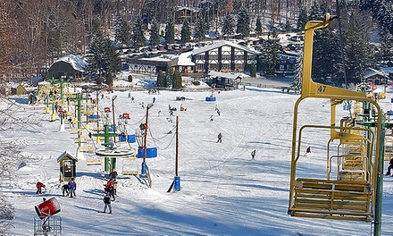 Two, Three, or Four All-Area, Anytime Lift Passes at Spring Mountain Ski Area (Up to 51% Off)