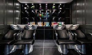 Rush Hair: Cut and Blow-Dry with Kerastase Masque and Optional Half Head Highlights by Senior Stylist at Rush Hair (Up to 62% Off)
