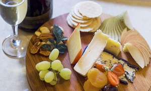 Second City Tours: One, Two, or Four Tickets to the Wine and Cheese Walk from Second City Tours (Up to 59% Off)
