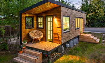 Up to 22% Off Admission to Great American Tiny House Show