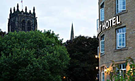 West Yorkshire: Up to 3-Night Stay with Breakfast