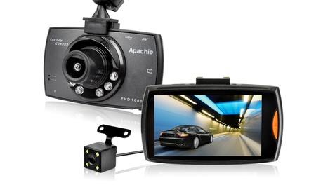 Cámara para coche Apachie G50 HD