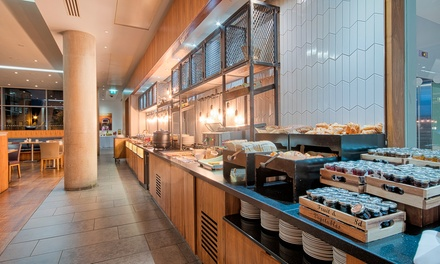 AllYouCanEat Breakfast Buffet for Two or Four at The Lock at 4* DoubleTree Hilton Leeds