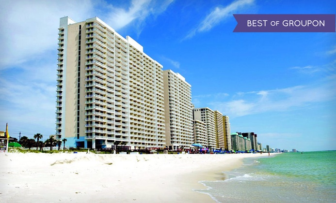 Spacious 3.5-Star Waterfront Condos in Panama City Beach