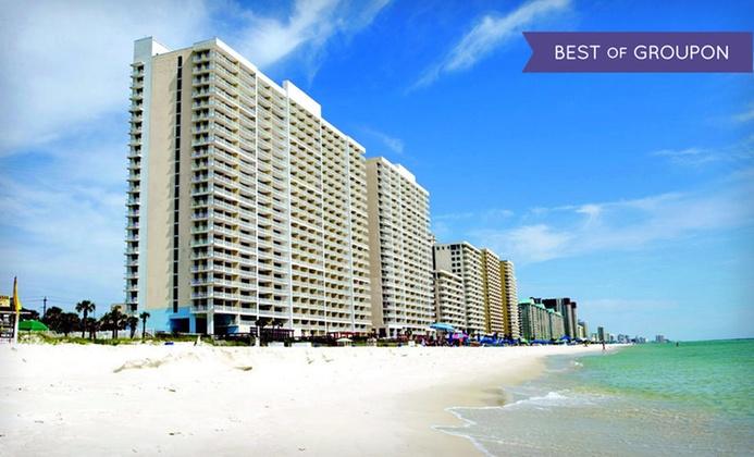 Spacious 3.5-Star Waterfront Condos in Panama City Beach