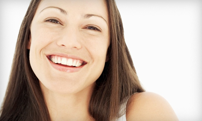 Oceanside Gentle Dental - Oceanside: Magic Smile Teeth-Whitening Package with Exam, X-rays, and Optional Cleaning at Oceanside Gentle Dental (Up to 78% Off)