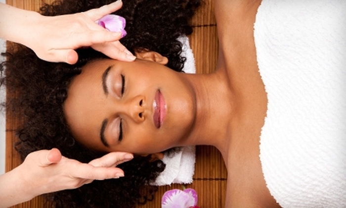 Turning Heads Salon & Day Spa - Harlem: Swedish Massage or Signature Facial, or Massage and Aromatherapy Facial at Turning Heads Salon & Day Spa (Up to 70% Off)