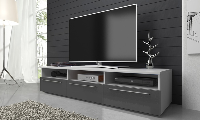 Detroit Tv Cabinet With Optional Led Lighting From 163 71 99