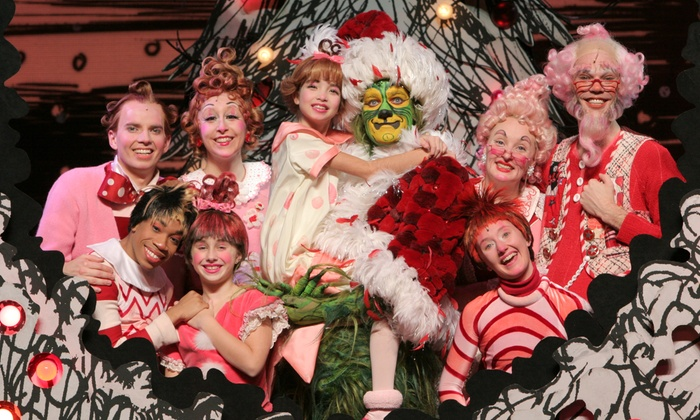 Dr. Seuss' How The Grinch Stole Christmas The Musical in Nashville ...
